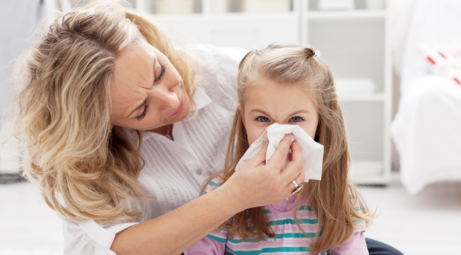 Allergy prevention and symptoms