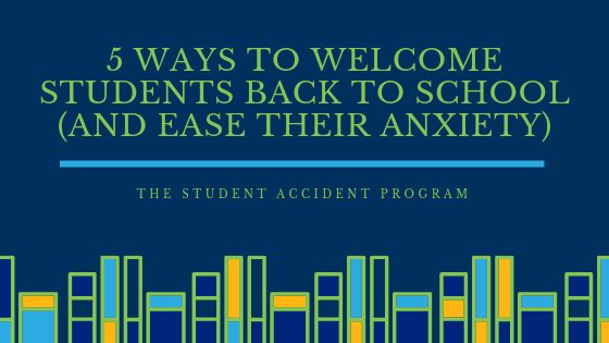 5 Ways to Welcome Students Back to School (and Ease Their